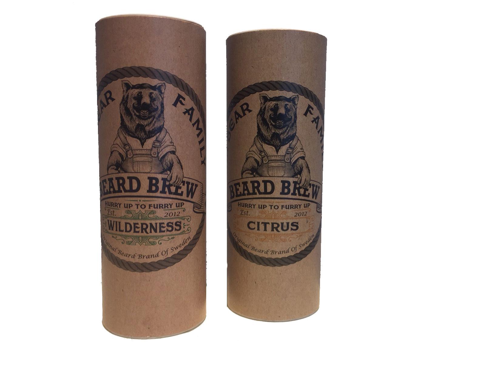 Beard Brew Wilderness & Citrus